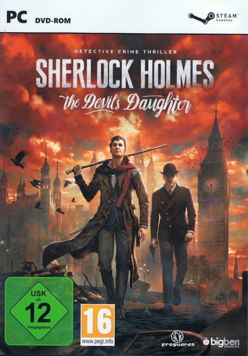 Sherlock Holmes - The Devil`s Daughter