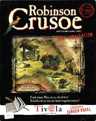 Robinson crusoe thesis paper